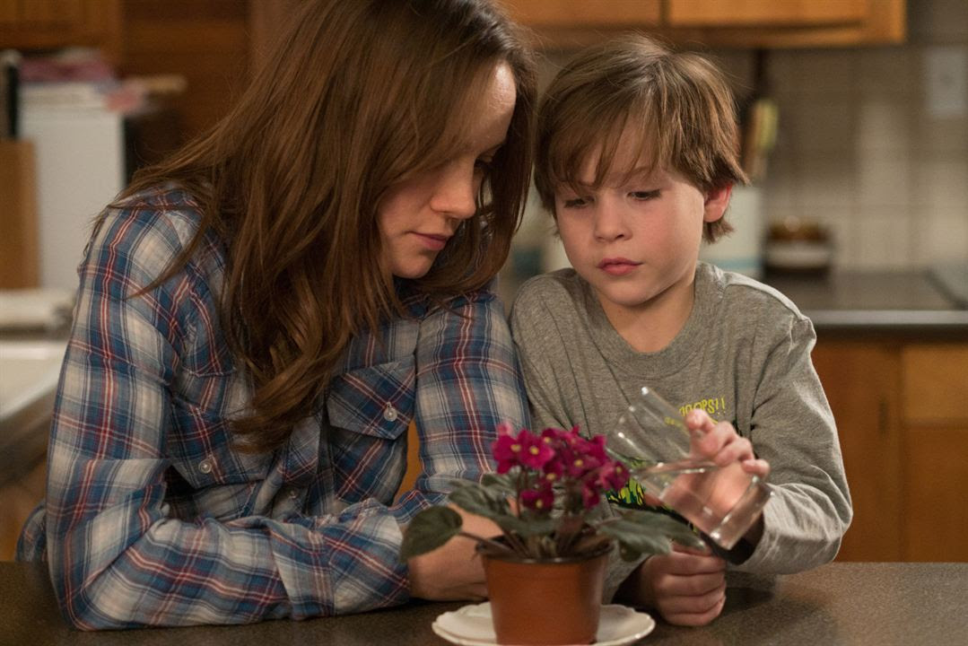 O Quarto de Jack : Foto Brie Larson, Jacob Tremblay