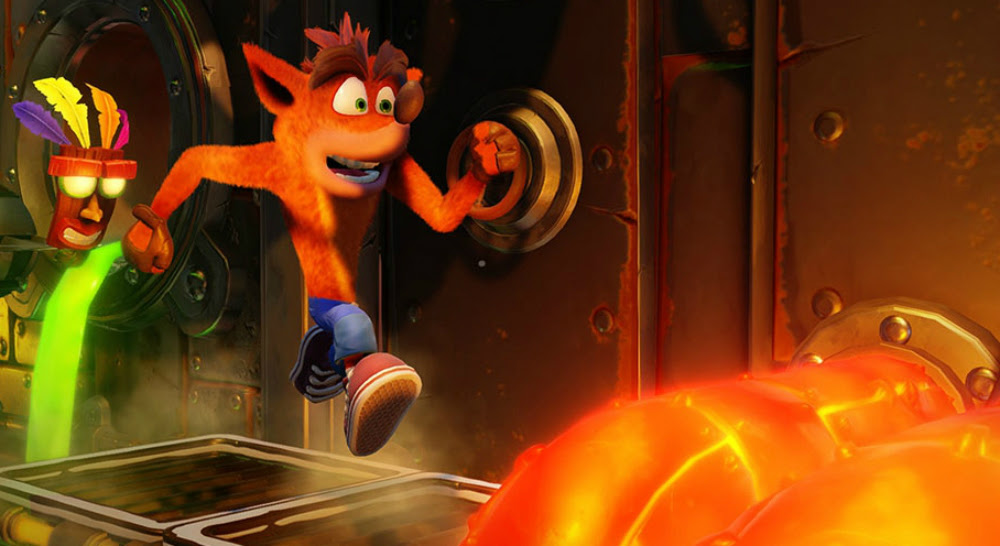 Activision promises a 'special announcement' for Crash during E3 screenshot