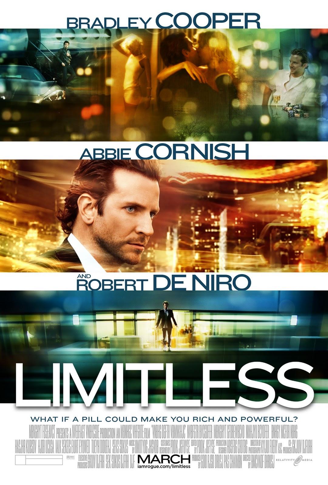 Risultati immagini per limitless poster