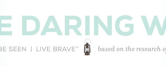 Daring Way™ Rising Strong™ Workshops- Joseph LaFleur LISCW