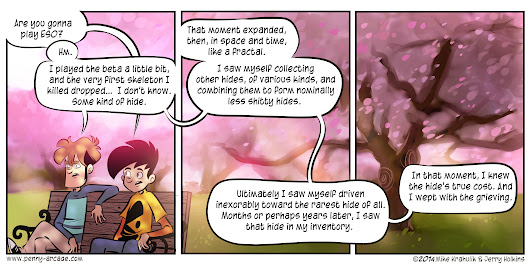 [PA Comic] Monday, April 7, 2014 - Time