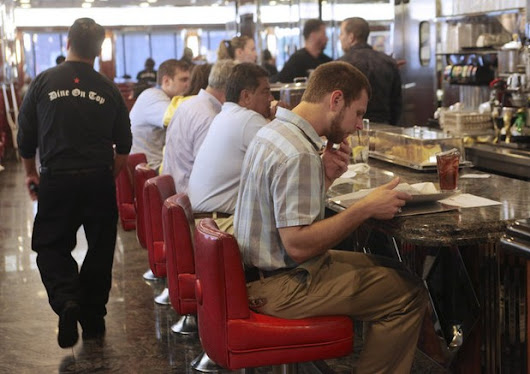 The best diner in America is this Jersey icon, says Time Out