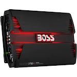 Boss Audio PV3700 3700 Watt 5 Channel Phantom Amplifier
