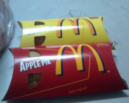 McD pie
