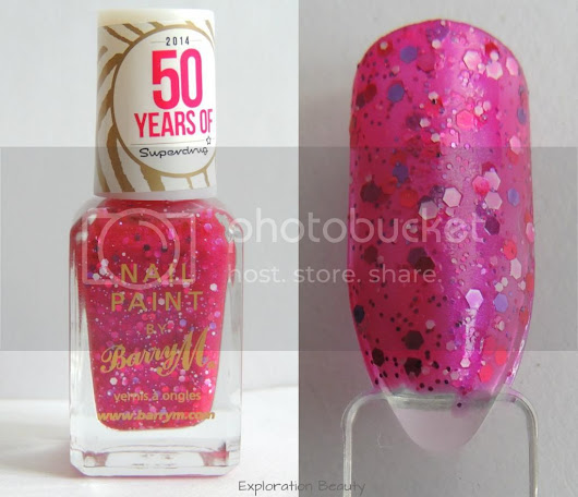 Barry M Nail Paint - Birthday