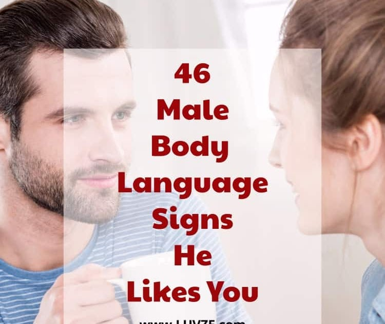 Likes guy a you shy signs How To