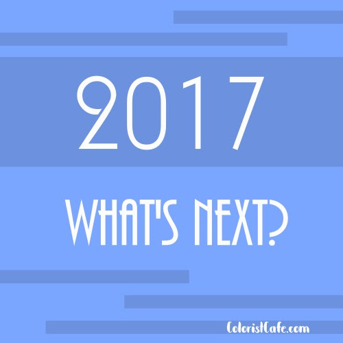2017 - What Next? – Colorist Cafe - Color. Create. Collaborate.