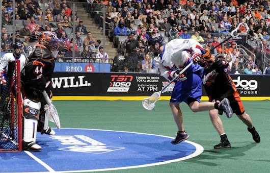 TSN announces new partnership with National Lacrosse League