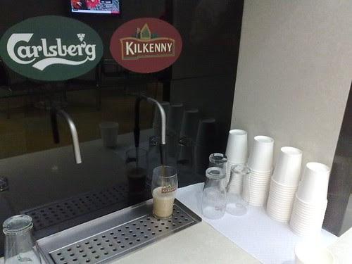 United's HK Beer Machine