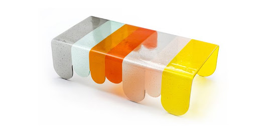 alessandro zambelli crafts the lunapark coffee table for secondome