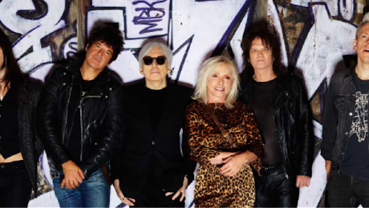 "Time Travel Back to Studio 54 With Blondie's Brand New Single ""Fun"" - Noisey"