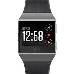 Fitbit - Ionic Smartwatch - Charcoal/smoke gray