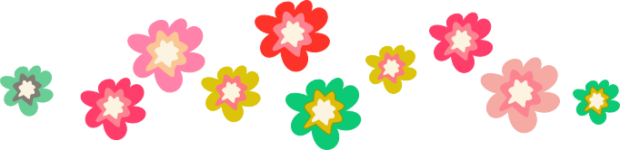 13 Psd Transparent Flower Borders Images Pink Flower Border Design