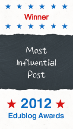 Most Influential Blog Post 2012