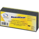 Quartet BoardGear - Whiteboard eraser - gray