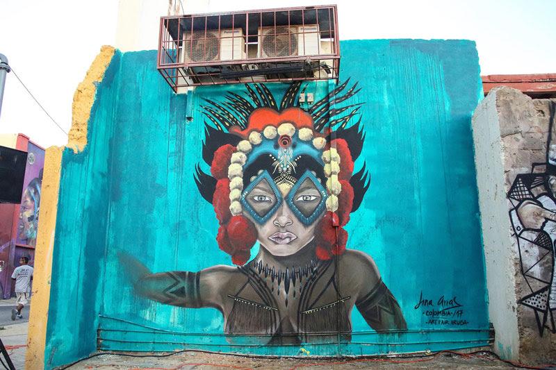 Cinco Miradas Al Arte Urbano En Colombia