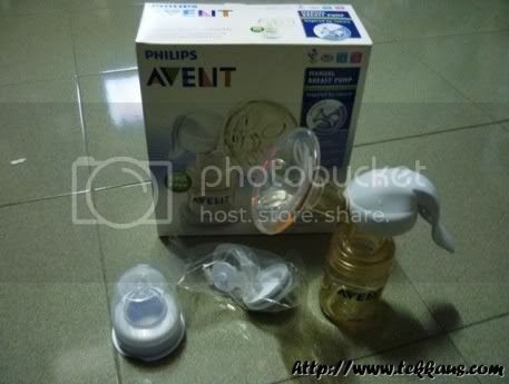 Philip Avent Manual Breast Pump,Breastfeeding