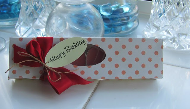 Tea Light Gift box