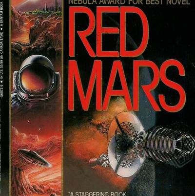 Kim Stanley Robinson's Mars books to be adapted for TV