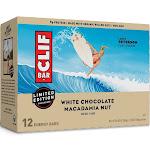 CLIF Bar White Chocolate Macadamia Nut Energy Bars - 12ct