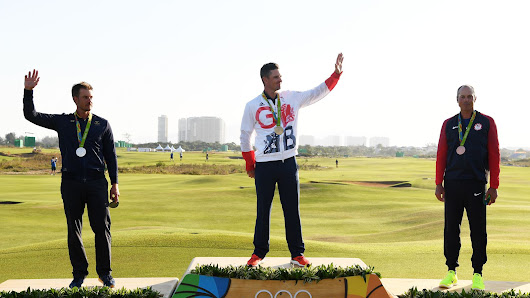 Olympic golf was supposed to be a nightmare.  It was better than a dream.