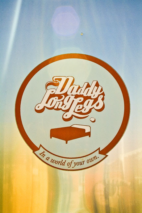 Daddy Longlegs Logo