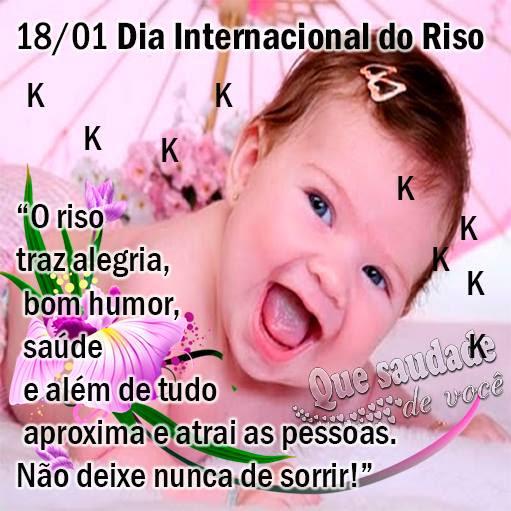Dia Internacional do Riso Imagem 4