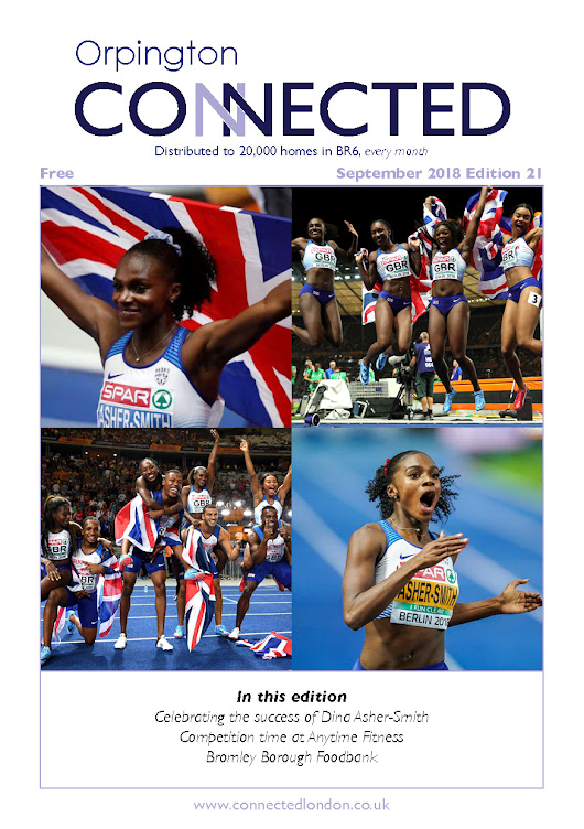 Orpington Connected is our first magazine from Connected London