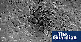 Ice found on moon surface | Science | The Guardian