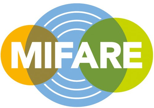 MIFARE cards logo