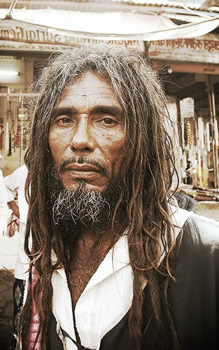 The Dread Hair Rafai From Mumbai by firoze shakir photographerno1