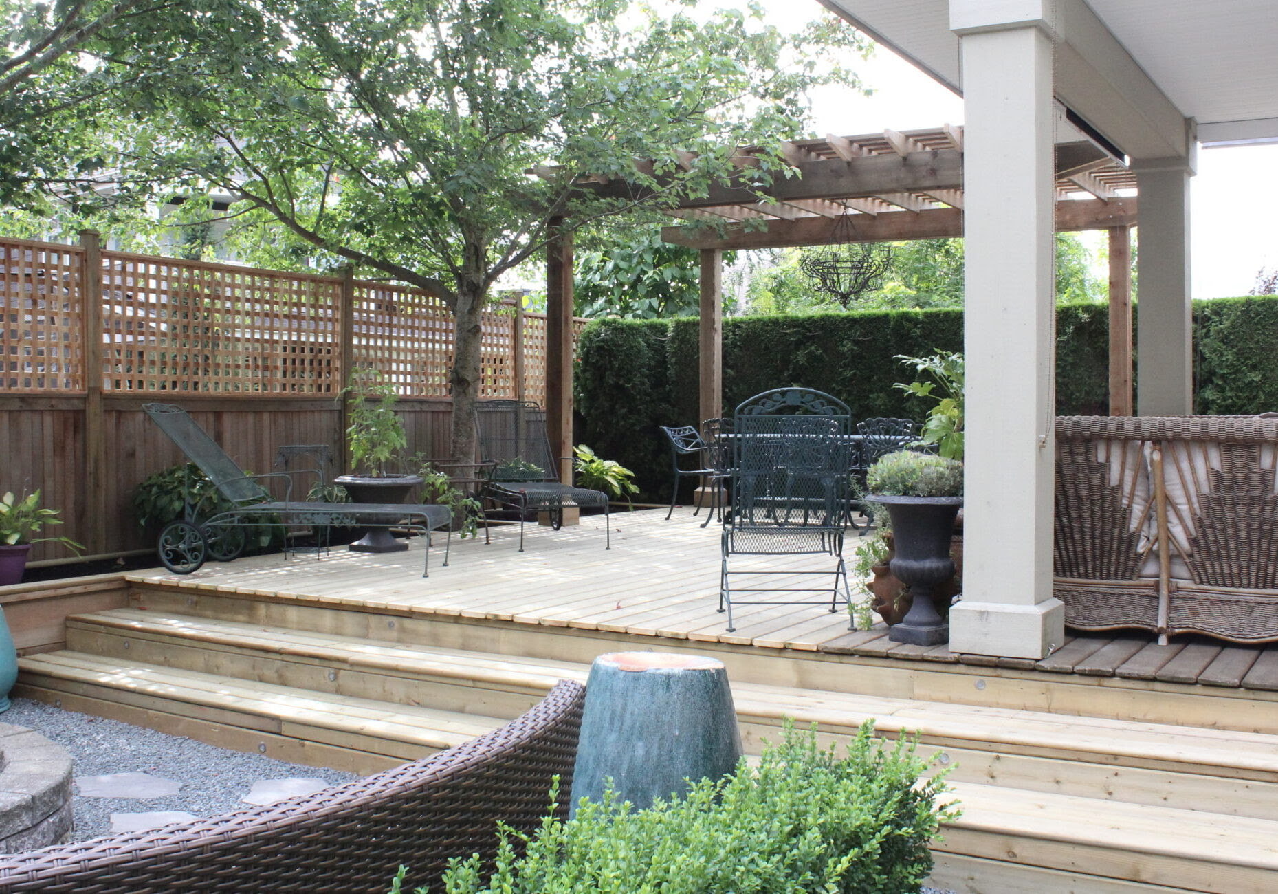 Home Valley Outdoors Design And Maintenance Chilliwack Landscaping