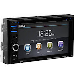 "BOSS BVB9364RC In-dash DVD Receiver - 6.2"" Touch Display"