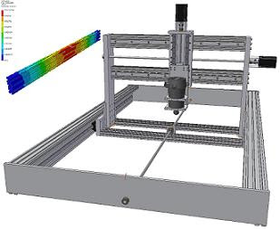 Build Your Own Cnc Router Step 2 The Frame