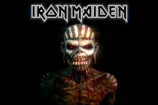 Iron Maiden 'Book Of Souls' Tour Dates - Tickets on Sale