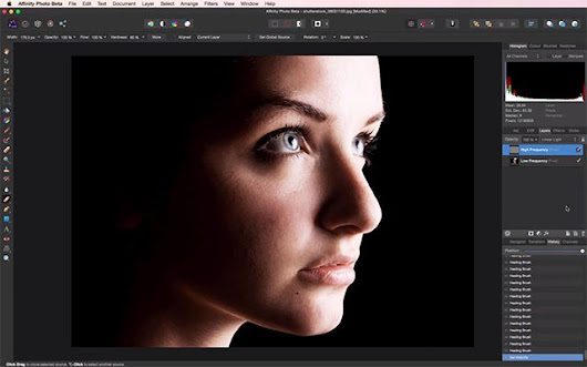 Affinity Photo is a New Pro Photoshop Alternative for Mac Users: Get It for Free