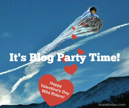 It's a Valentine Blog Party!