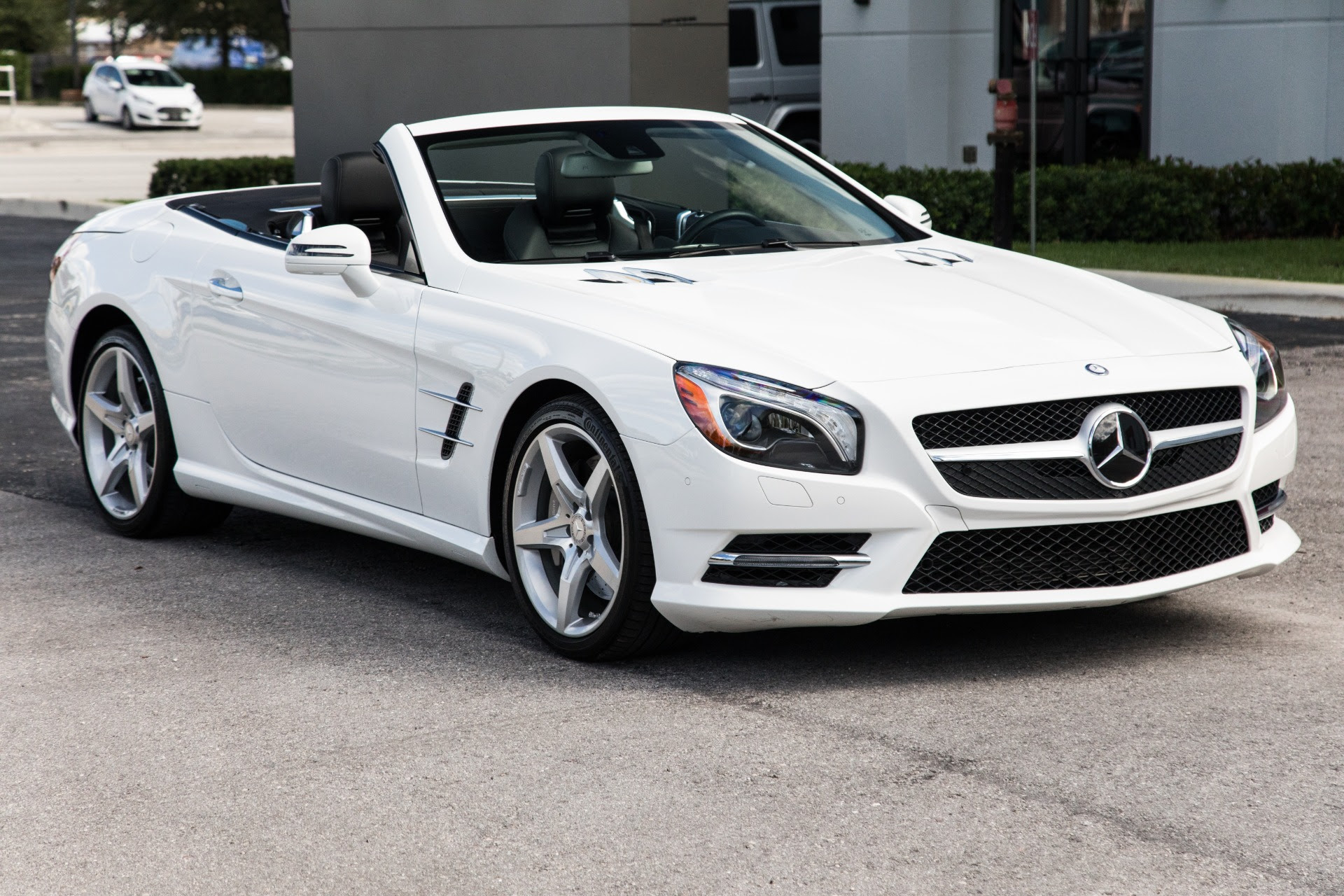 Used 2014 Mercedes-Benz SL-Class SL 550 For Sale ($46,900 ...