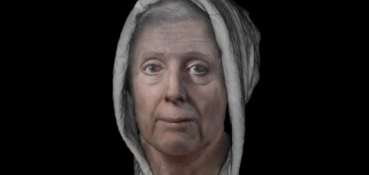 Expert reconstructs face of Scottish 'witch' | Come discuss at our forum.