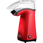 Nostalgia Air-Pop Hot Air Popcorn Popper - Red APH200RED