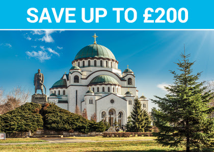 Save up to £200 - In the Wake of the Ottomans