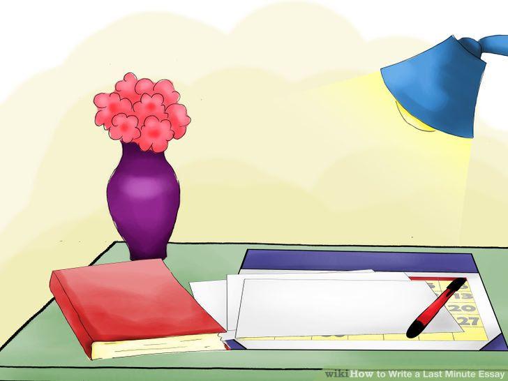 Write a Last Minute Essay Step 02.jpg