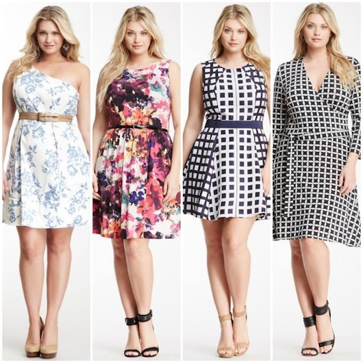 {shopping} HauteLook Plus Size Sale / Twitter Giveaway! - Styled by Reah