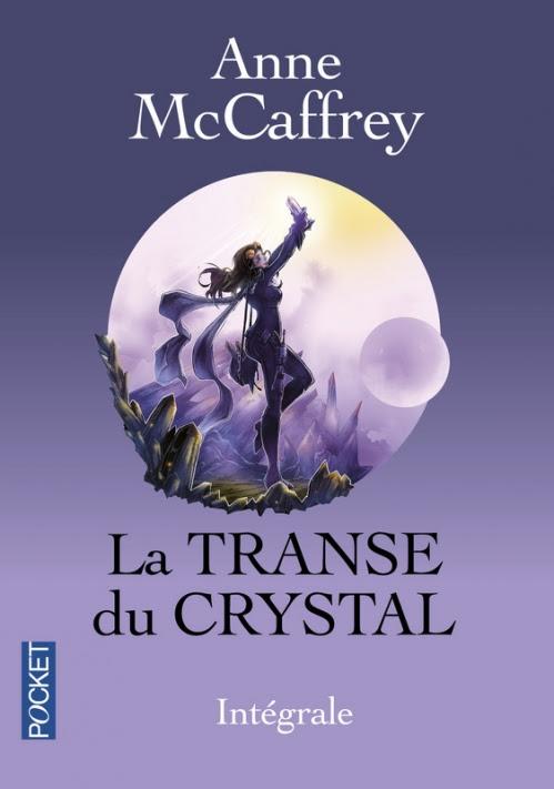 Couverture La Transe du Crystal, intégrale