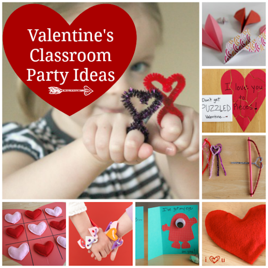 35 Valentine's Day Classroom Party Ideas | Make and Takes