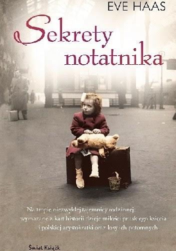 Okładka książki Sekrety notatnika