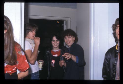 Joan Jett & Nigel Harrison