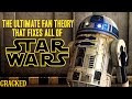Does This Ultimate Fan Theory Fix All Of 'Star Wars'? - Video