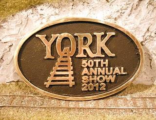 York Show 50th Plaque