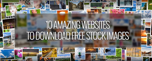 10 Amazing Websites to Download Free Stock Images